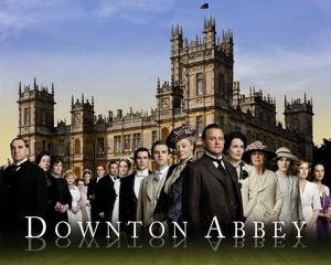 La locandina di Downton Abbey