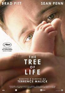 "La Locandina di ""The Tree of Life"" in concorso a Cannes"