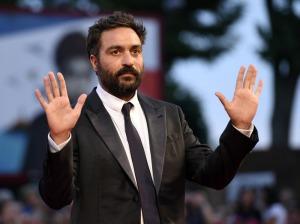 Il regista Saverio Costanzo all'ultimo Festival di Venezia (foto Mymovies.it)