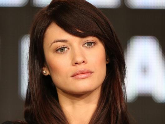 L'ex modella e attrice Olga Kurylenko
