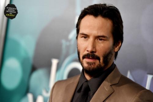 L'attore Keanu Reeves è nato a Beirut, Libano, nel 1962