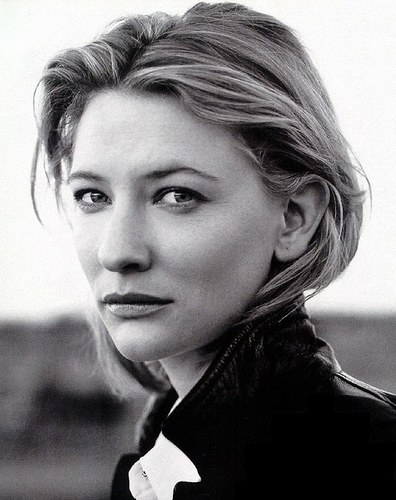L'attrice due volte premio Oscar Cate Blanchett (courtesy of alfemminile.com)