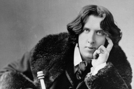 Il poeta, esteta e scrittore irlandese Oscar Wilde.